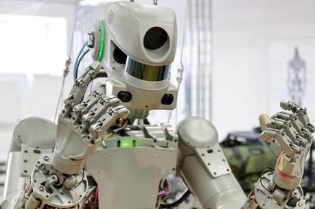 Nga lần đầu tiên phóng robot hỗ trợ phi hành đoàn trên ISS