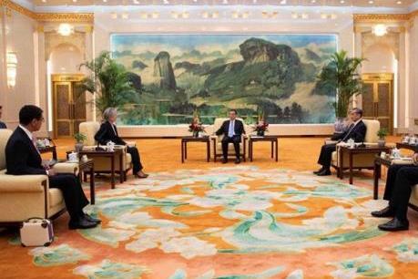 Hợp tác Trung-Nhật-Hàn đóng vai trò thúc đẩy kinh tế khu vực và thế giới