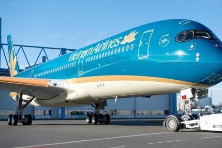 Vietnam Airlines được cấp phép thực hiện các chuyến bay thẳng tới Mỹ