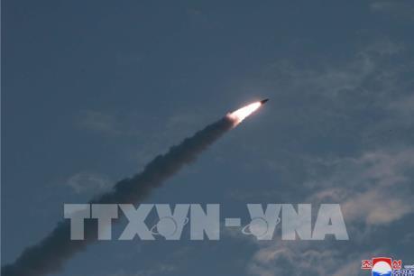 Nhật Bản: Triều Tiên đang phát triển các tên lửa có đường bay bất thường