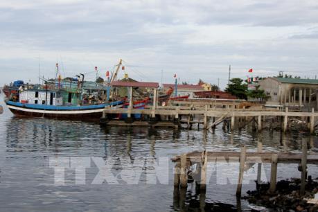 Bất cập hạ tầng nghề cá ở Quảng Bình