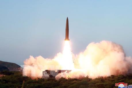 Mỹ - Nhật bất đồng về các vụ phóng của Triều Tiên