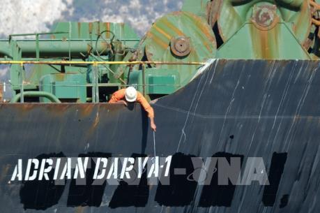 Tàu chở dầu của Iran chuyển hướng không tới Thổ Nhĩ Kỳ