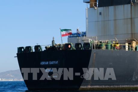 Iran triển khai tàu khu trục có tên lửa hành trình tầm xa tới Vịnh Aden