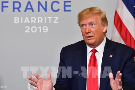 Tổng thống Mỹ tin tưởng đạt được thoả thuận với Trung Quốc