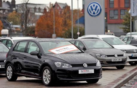 Mỹ hy vọng không phải áp thuế với xe ô tô của Đức