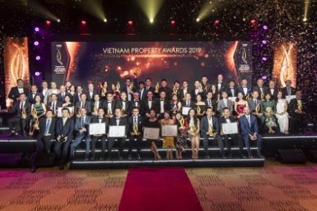 Giải thưởng bất động sản Việt Nam PropertyGury 2019