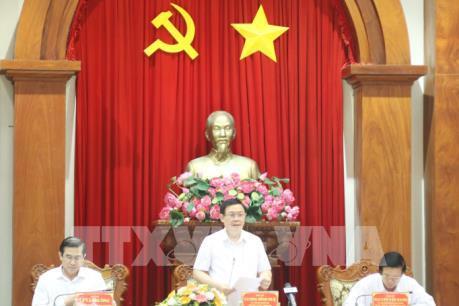 Phó Thủ tướng: Sớm giải ngân vốn hỗ trợ cho dự án cao tốc Trung Lương - Mỹ Thuận