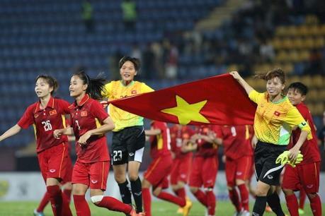 Đội tuyển bóng đá nữ Việt Nam vô địch Đông Nam Á 2019