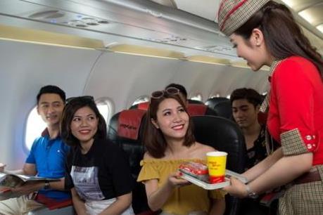 Vietjet Air mở rộng mạng bay tuyển tiếp viên tại Nhật Bản
