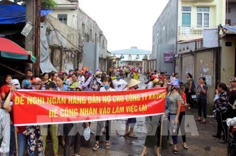 Công ty TNHH KaiYang Việt Nam lại ngừng hoạt động