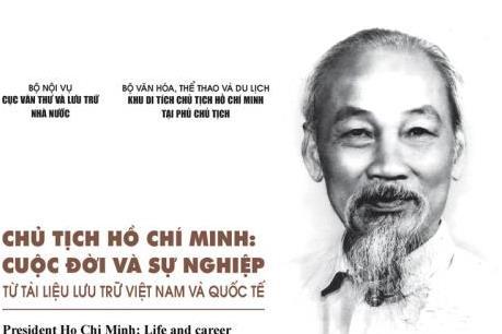 """Ra mắt sách """"Chủ tịch Hồ Chí Minh - Cuộc đời và Sự nghiệp"""