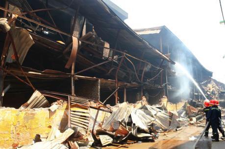Vụ cháy ở Công ty Rạng Đông: Hà Nội phân tích mức độ ô nhiễm môi trường