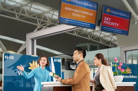 Hai hãng hàng không phục vụ 7,1 triệu lượt khách dịp cao điểm hè