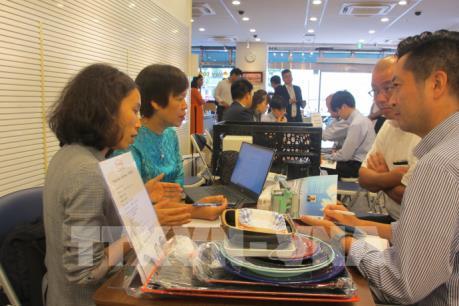 Các doanh nghiệp Việt Nam tìm kiếm cơ hội kinh doanh tại Nhật Bản