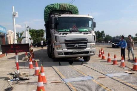 Trạm kiểm tra tải trọng xe Dầu Giây dừng hoạt động từ ngày 1/9