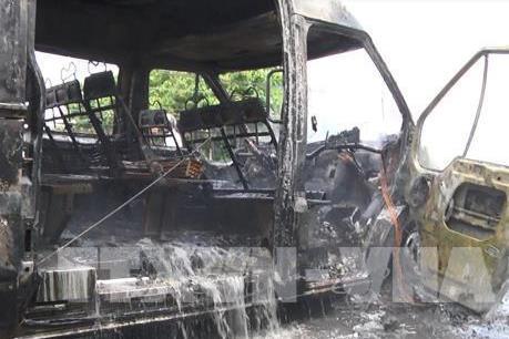 Làm sao để tránh các sự cố cháy, nổ trên xe ô tô?