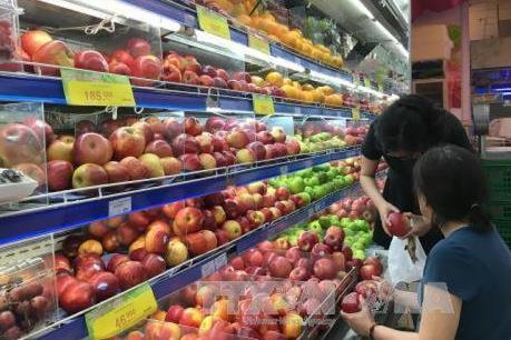 Nhiều cơ hội lựa chọn trái cây nhập ngoại