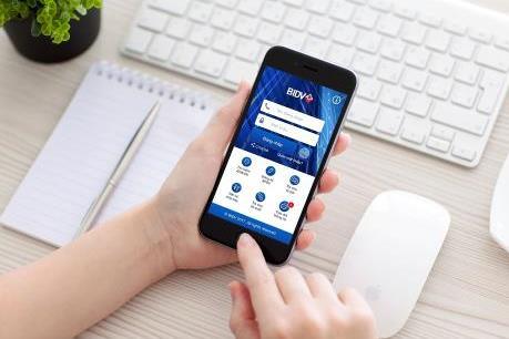 BIDV triển khai thanh toán điện tử với BHXH