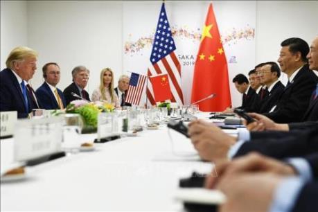 """Liệu """"cành ô liu"""" của Trung Quốc có làm giảm căng thẳng Mỹ-Trung?"""