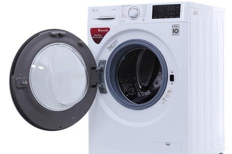 Mẫu máy giặt AI mới của LG sắp ra mắt tại 30 quốc gia