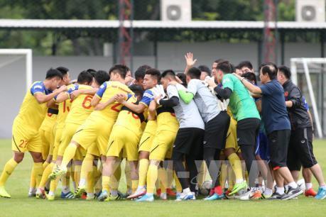 Thái Lan áp lực trước trận gặp Việt Nam tại vòng loại World Cup 2022