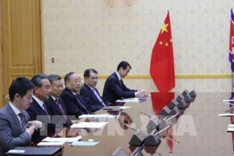 Trung-Triều tăng cường quan hệ song phương