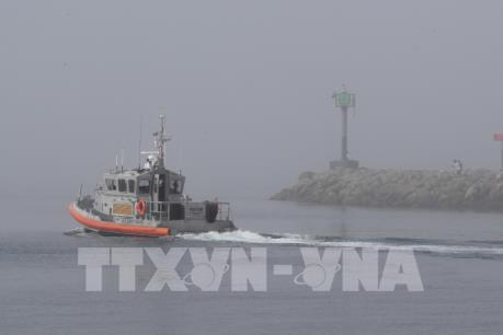 Cháy tàu tại Mỹ, ít nhất 25 người thiệt mạng