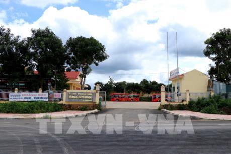 Chuyện quản lý: Huyện góp vốn đầu tư để doanh nghiệp xây bến xe khách tư nhân