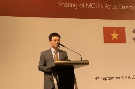 Hợp tác trong ngành phân phối giữa Việt Nam-Hàn Quốc