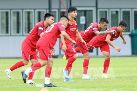 Vòng loại World Cup 2022: Đội tuyển Việt Nam chốt danh sách gặp Thái Lan