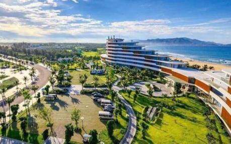 Khu Kinh tế Nhơn Hội ưu tiên phát triển du lịch dịch vụ đô thị
