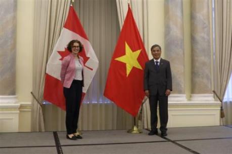 Việt Nam - đối tác quan trọng của Canada