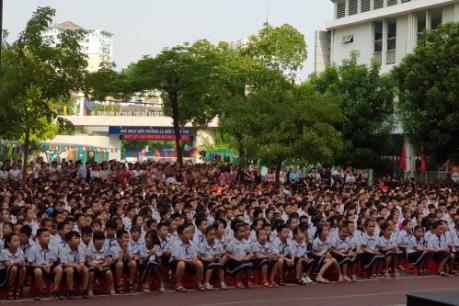 Hơn 24 triệu học sinh, sinh viên khai giảng năm học mới 2019-2020