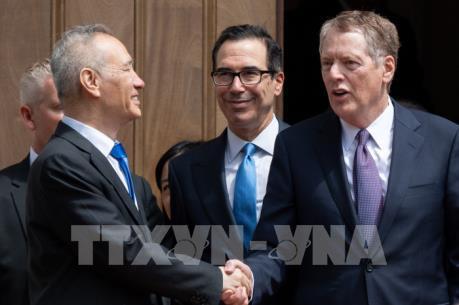 """Trung Quốc: Đàm phán thương mại với Mỹ diễn ra """"rất tốt đẹp"""""""