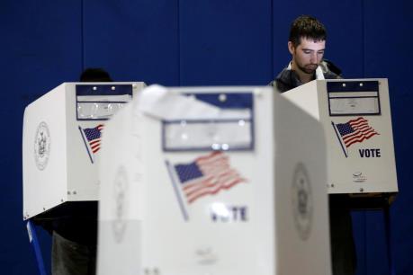 Các công ty công nghệ thảo luận về công tác bảo an bầu cử Mỹ 2020
