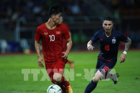 Vòng loại World Cup 2022: Màn khởi động ấn tượng của đội tuyển Việt Nam