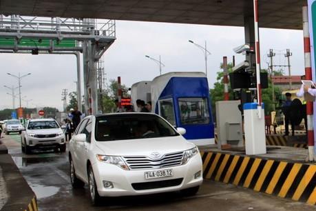Triển khai thu phí tự động tại các dự án đường cao tốc do VEC quản lý