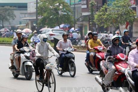 Dự báo thời tiết cuối tuần: Từ ngày 31/5, Hà Nội có nắng nóng diện rộng