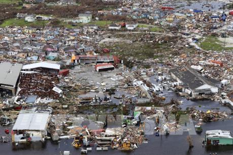 Vẫn còn 2.500 người mất tích do bão Dorian