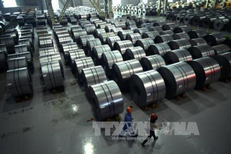 Bộ Công Thương điều tra chống bán phá giá với sản phẩm thép các-bon cán nguội