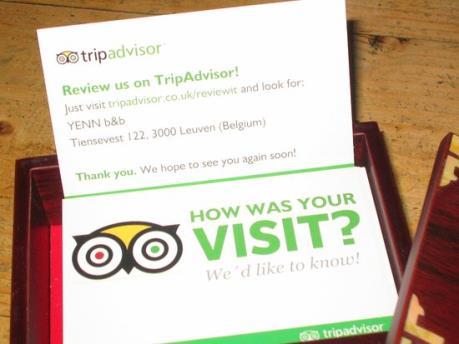 Trang du lịch TripAdvisor của Mỹ vướng nghi án đánh giá giả mạo