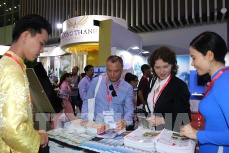 Hơn 30.000 lượt khách thăm Hội chợ du lịch quốc tế Tp. Hồ Chí Minh 2019