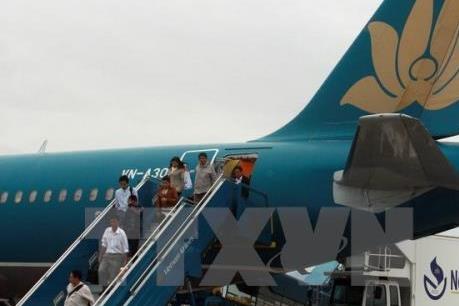 Lùi giờ khởi hành nhiều chuyến bay đến Nhật vì siêu bão Faxai