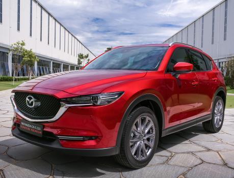 Cập nhật bảng giá xe Mazda tháng 9/2019, giảm giá đến 100 triệu đồng