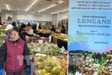 """Gỡ """"nút thắt"""" xuất khẩu trái cây vào Australia"""
