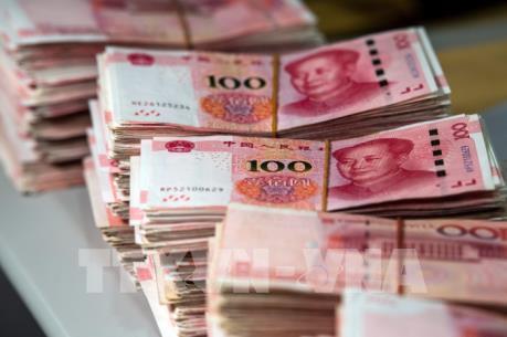 Đồng nhân dân tệ của Trung Quốc mất giá so với đồng USD