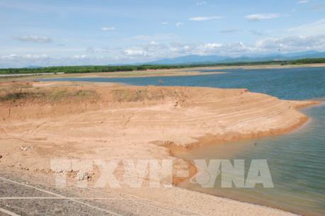Nhiều hồ chứa ở Quảng Trị vẫn thiếu nước nghiêm trọng sau lũ