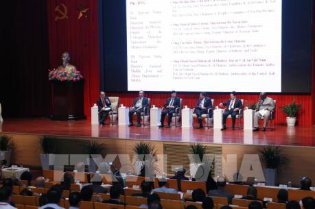 Cơ cấu mặt hàng XNK giữa Việt Nam với Trung Đông – châu Phi bổ sung cho nhau