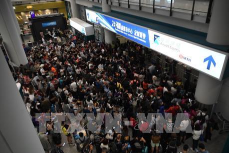 Lượng khách du lịch đến Hong Kong giảm mạnh